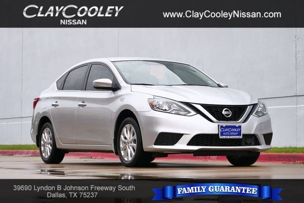 Used Nissan Sentra Dallas Tx