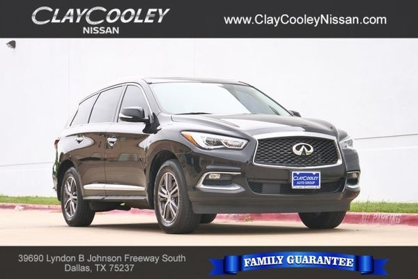 Used Infiniti Qx60 Dallas Tx